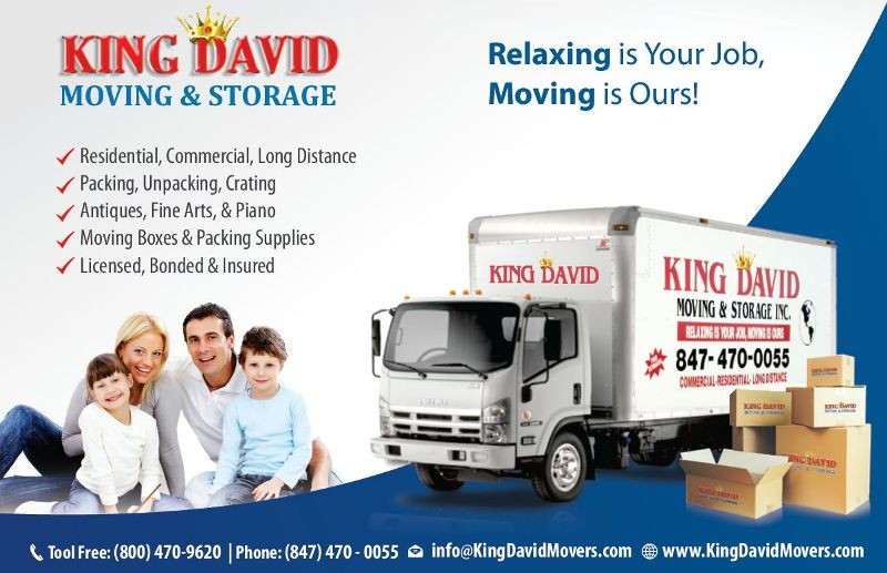 Moving Companies in Chicago, IL